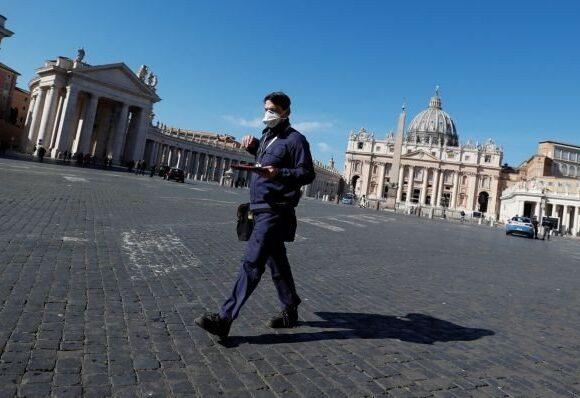 Ιταλία-Covid-19: Αύξηση των νέων κρουσμάτων, μείωση του αριθμού των νεκρών
