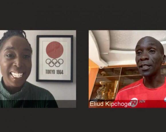 Κιπτσόγκε: «Η πανδημία είναι σα μία ανηφόρα σε μαραθώνιο»