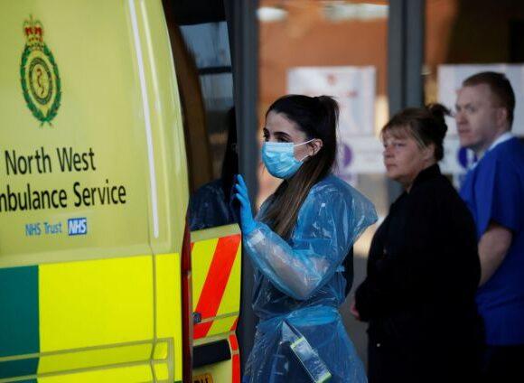 Κοροναϊός : 363 νέοι θάνατοι στη Βρετανία – Ξεπερασαν τις 35