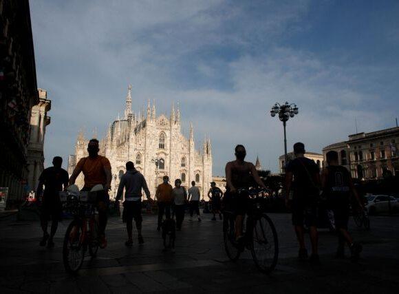 Κοροναϊός : Αχτίδα ελπίδας στην Ιταλία – Σε χαμηλό 2,5 μηνών ο αριθμός των νέων θανάτων