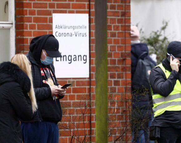 Κοροναϊός – Γερμανία : Σε 43 ανήλθαν τα νέα θύματα – Σημάδια επιβράδυνσης στο ρυθμό μετάδοσης του ιού