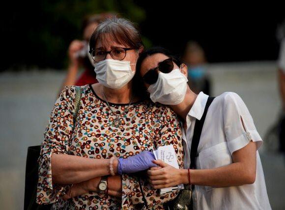Κοροναϊός – Ισπανία : Αναθεωρεί προς τα κάτω τον απολογισμό των νεκρών