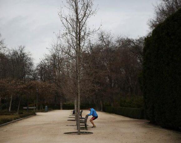 Κοροναϊός – Ισπανία : Οι κάτοικοι βγαίνουν επιτέλους από τα σπίτια τους για να αθληθούν