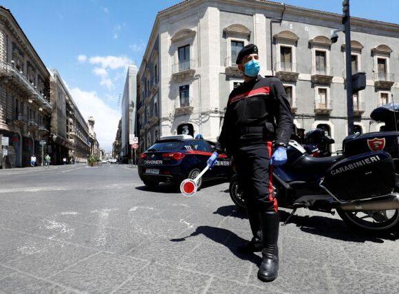 Κοροναϊός : Μειώνονται τα κρούσματα στην Ιταλία – Σοκαριστικά στοιχεία για τους θανάτους