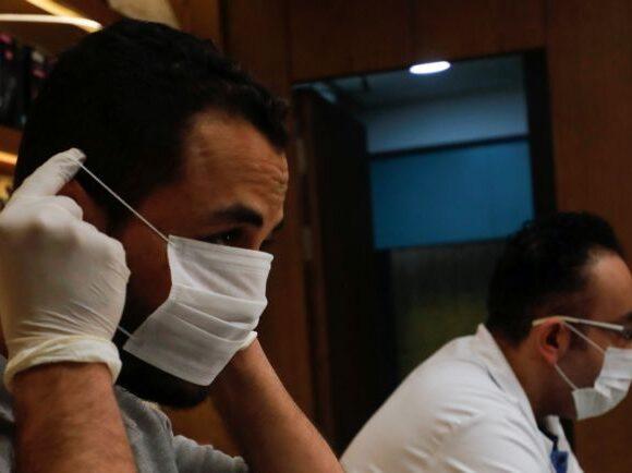 Κοροναϊός: Νέο ρεκόρ κρουσμάτων στην Αίγυπτο