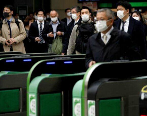 Κοροναϊός: «Πιέζεται» το σύστημα υγείας της Ιαπωνίας – Φόβοι για περαιτέρω εξάπλωση του ιού