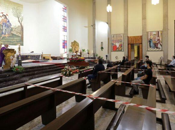 Κοροναϊός : «Σημάδι από τον Θεό» πιστεύει πως είναι η πλειοψηφία των πιστών Αμερικανών