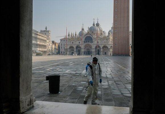 Κορωνοϊός Ιταλία: Μικρή αύξηση των κρουσμάτων, σημαντική μείωση των νεκρών