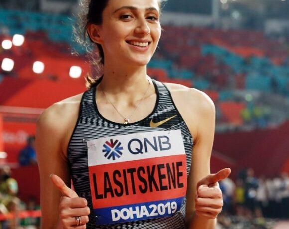 Λασίτσκενε: «Είμαι Ρωσίδα αθλήτρια με δικαίωμα να αγωνίζομαι οπουδήποτε»