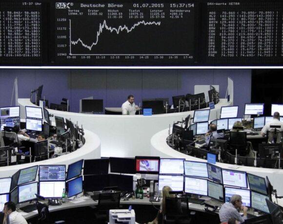 Με κέρδη έκλεισαν οι ευρωαγορές