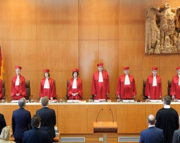 «Μερικώς αντισυνταγματικό» το QE της ΕΚΤ: Απόφαση του Ανώτατου Δικαστηρίου της Γερμανίας