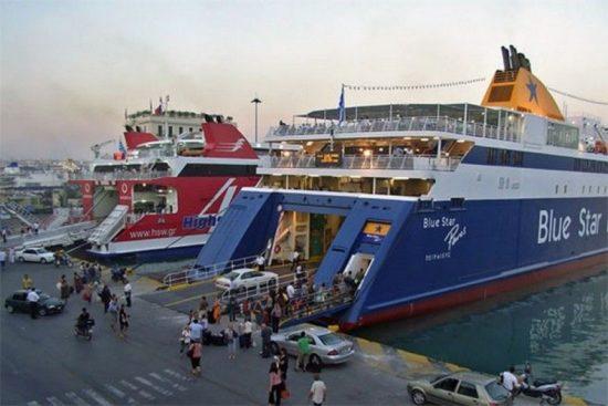 Νέοι κανόνες για τα ταξίδια με πλοίο: Πληρότητα ως 50%, μάσκες και θερμομέτρηση