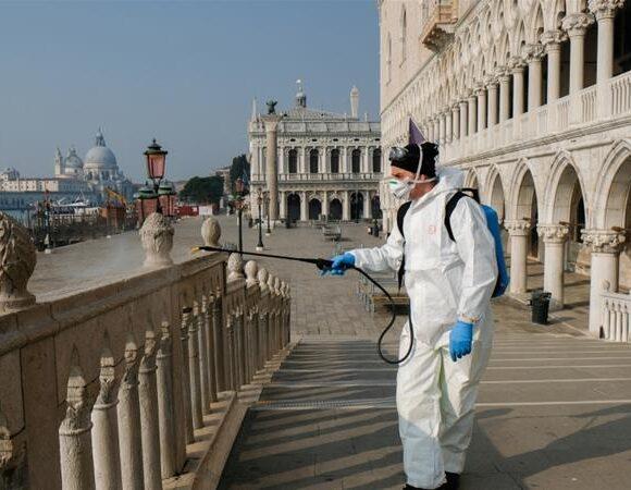 Οδηγίες για τον καθαρισμό και την απολύμανση των δημόσιων και ιδιωτικών χώρων