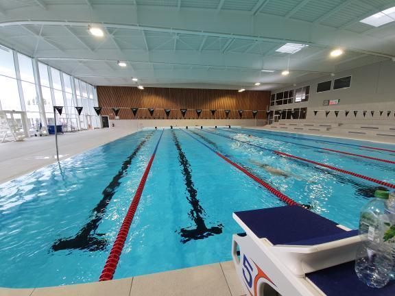Οι Γάλλοι κολυμβητές προετοιμάζονται για το 2021