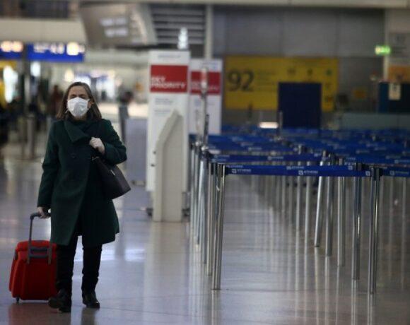 Οι πτήσεις μετά την πανδημία: Με μάσκες και χωρίς αποχαιρετισμούς στα αεροδρόμια