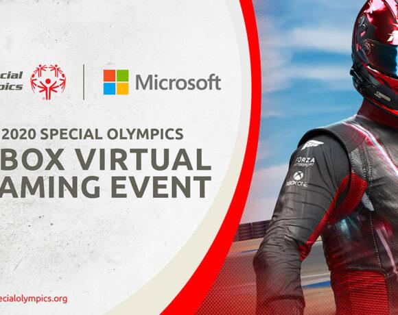 Οικονικό event των Special Olympics με αθλητές να κοντράρονται στο Forza 7