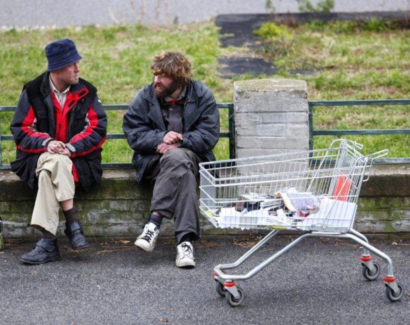 Ουρές Ισπανών νεόπτωχων για είδη πρώτης ανάγκης