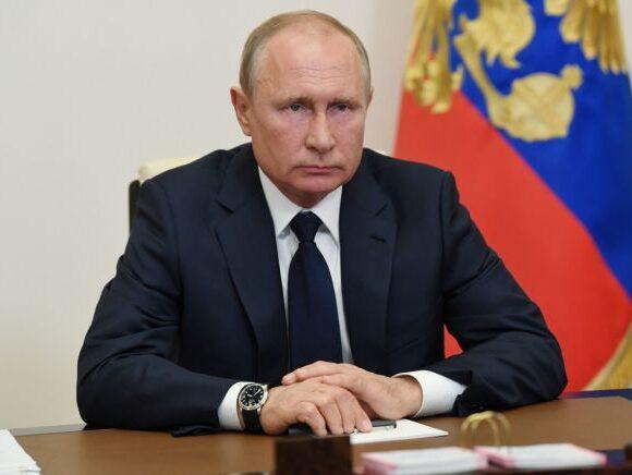 Ρωσία : Μερική άρση του lockdown ανακοίνωσε ο Πούτιν