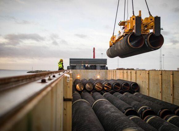 Ρωσία : Προχωρά κανονικά με τον αγωγό Nord Stream 2