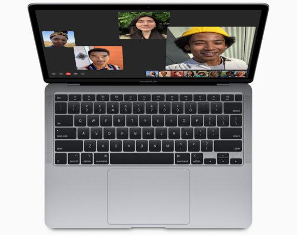 Το φετινό Macbook Air έχει 32% περισσότερη φωτεινότητα όταν τρέχει Windows 10