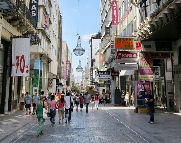 Coronavirus Reverses Initial Favorable Forecasts for Greece