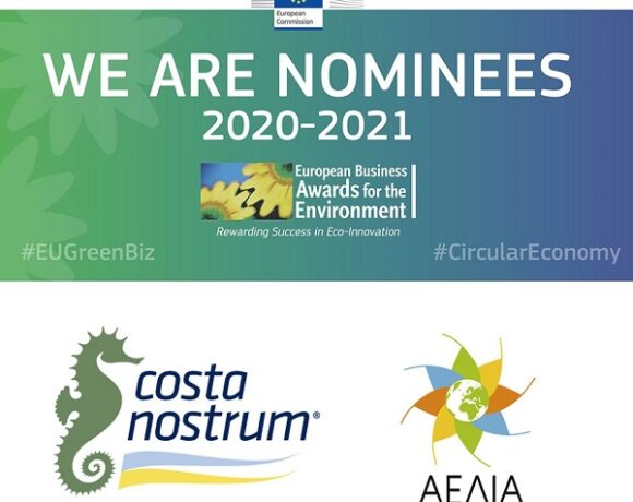 Costa Nostrum Up for European Business Award for the Environment