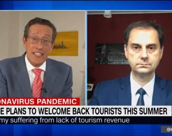 Covid-19: EU Safe Travel Policy Key to Rebooting Tourism, Greek Minister Tells CNN