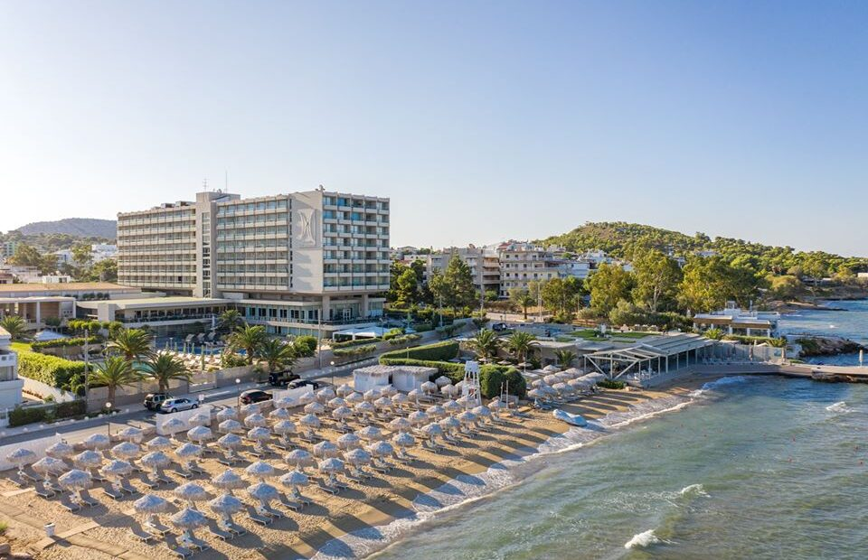 Divani Apollon Opening June 1 with a 'Clean & Healthy Stay Commitment'