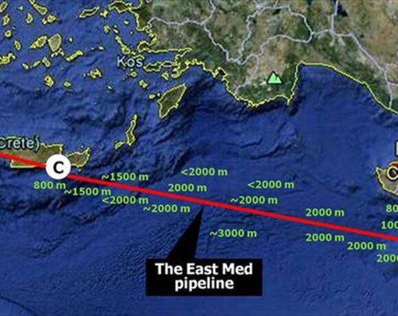 EastMed: Η Επιτροπή της Βουλής κύρωσε τη σύμβαση – Τι σημαίνει αγωγός για την Ελλάδα