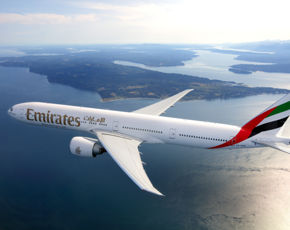 Emirates Operating Limited Passenger Flights in May
