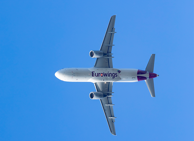 Eurowings Invites Customers to Shape the Future of Air Travel – Competition
