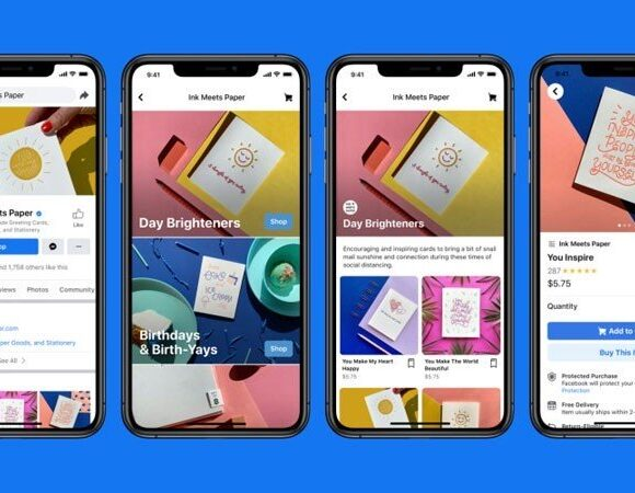 Facebook – Instagram: Μεταμορφώνονται σε online καταστήματα για επιχειρήσεις
