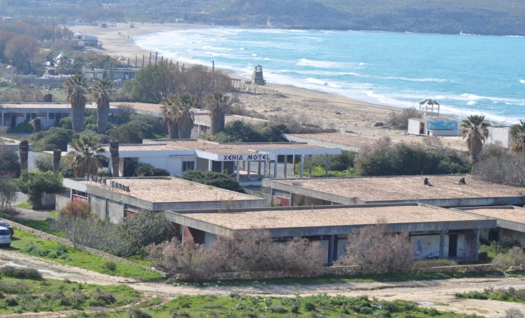 Historic Xenia Property in Heraklion, Crete, Returns to Rightful Owner
