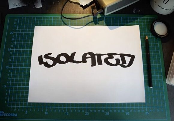 Isolated: Μια ματιά στα ατελιέ καλλιτεχνών εν μέσω πανδημίας