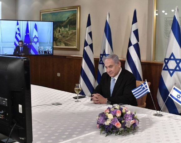 Israel Wants to Resume Flights with Greece, Says PM Netanyahu