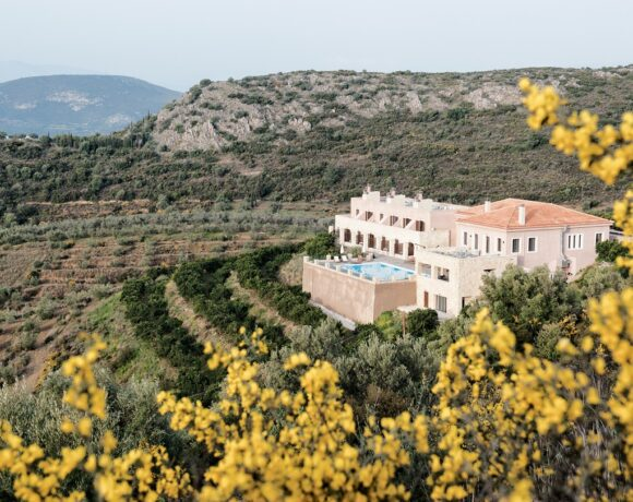 Nafplion's Perivoli Country Hotel & Retreat Invests in Sustainable Tourism