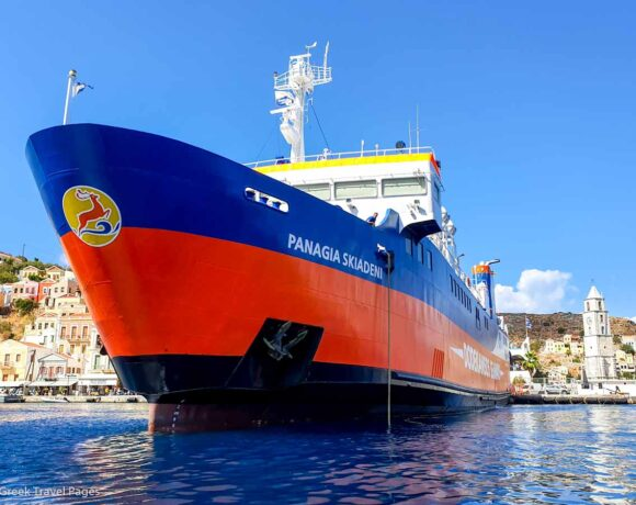 New Rules for Ferry Travel in Greece post-Covid-19