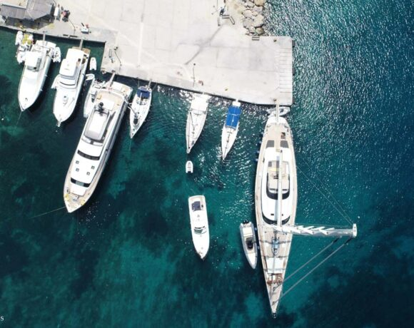 New Rules for Yachts in Greece post-Covid-19