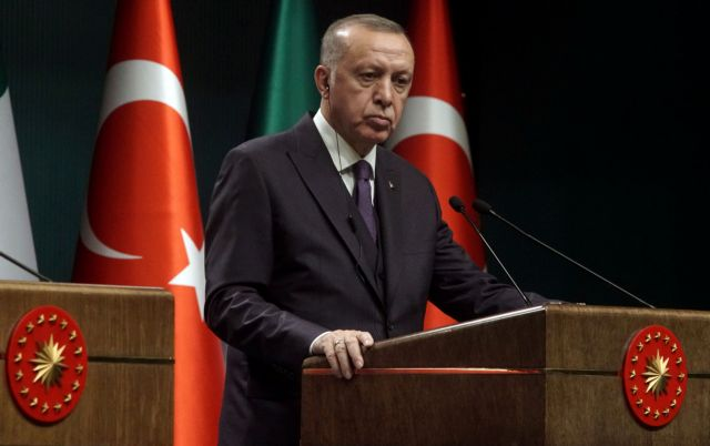 O κοροναϊός μπορεί να αποδειχθεί θανατηφόρος για το καθεστώς Ερντογάν
