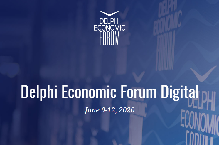 Online 5th Delphi Economic Forum to Focus on 'The Day After' Covid-19