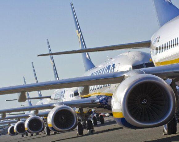 RYANAIR: Προς επανεκκίνηση του 40% των πτήσεών της από την 1η Ιουλίου|Η Ελλάδα στους προορισμούς|VIDEO