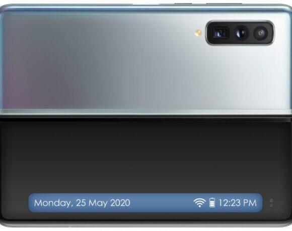 Samsung Galaxy Fold 2: Πατέντα δείχνει μεγάλη οθόνη ειδοποιήσεων και αντοχή στο νερό