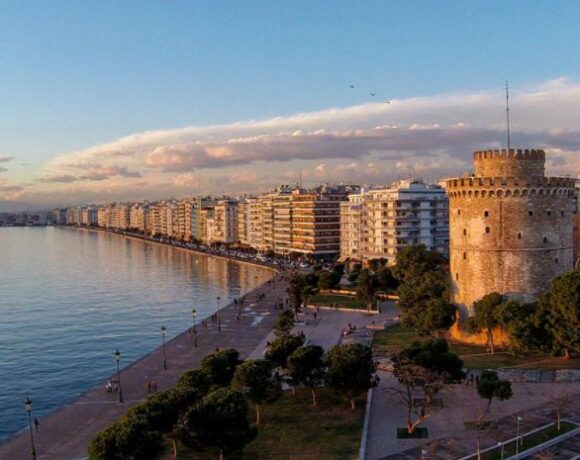 Thessaloniki Airport, Northern Greece Land Borders Open for Tourists from June 15