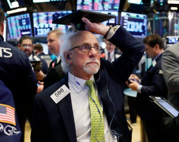 Wall Street: Σημείωσε τις μεγαλύτερες εβδομαδιαίες απώλειες από τον Μάρτιο