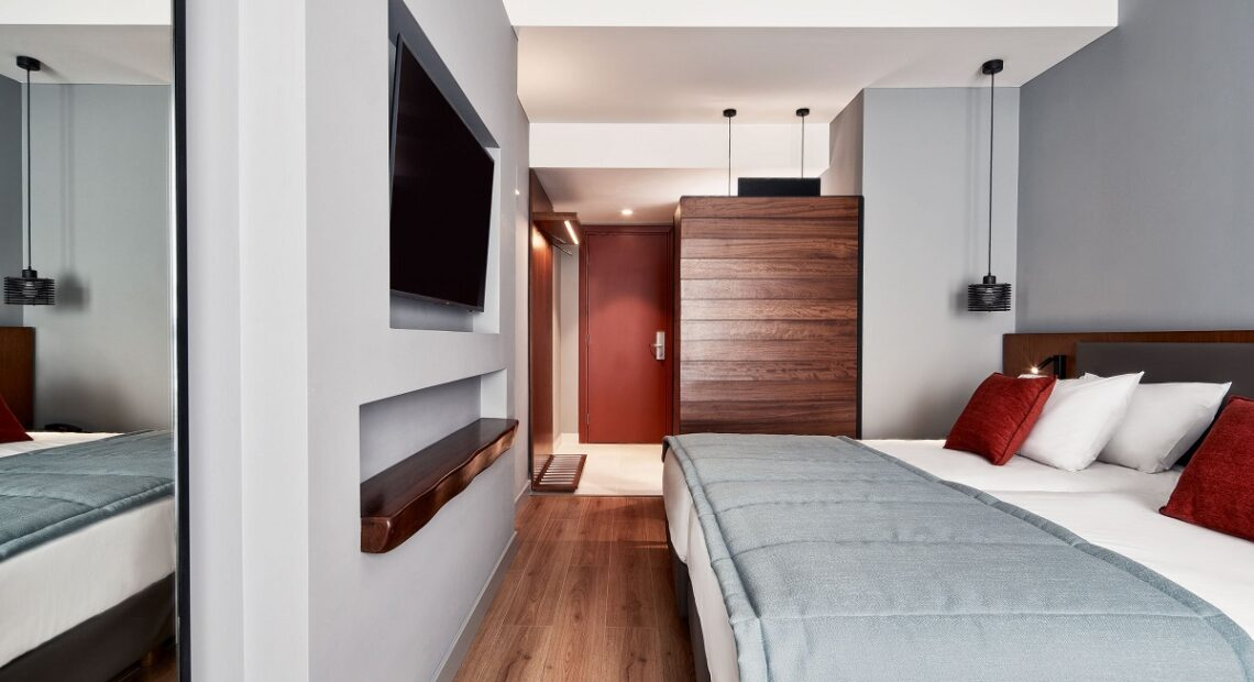 Achilleas Hotel Opens to Visitors in Athens