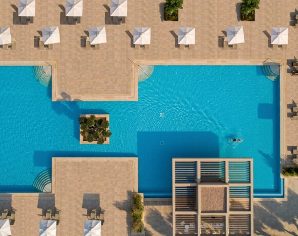 Amada Colossos Resort on Rhodes is Ready to Open on July 9