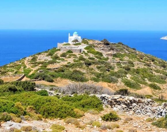 Amorgos to Become Movie Location for New International Production