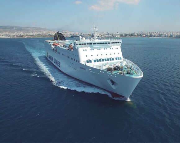 ANEK: Piraeus-Chania Route Back on Schedule with Elyros Ferry