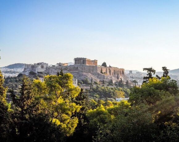 Athens and Aegina Ready to Star in New French Film