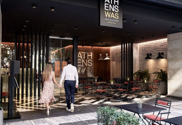 AthensWas Hotel Welcomes its Guests to the Greek Capital